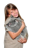 The copyright in the image is owned and retained by Australia Zoo. Used with written consent of Australia Zoo.
