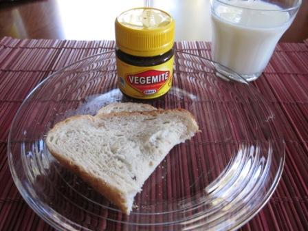 You can find Vegemite in American stores too!