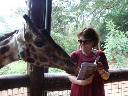 I think he likes that book Mrs. Higgins!