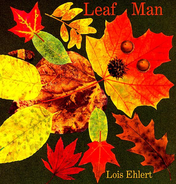 Leaf Man {The Storybook Shelf}