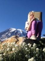 Ellie Mt. Rainierc
