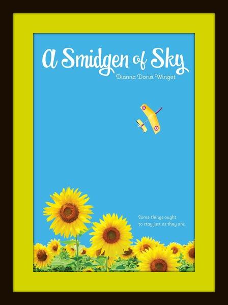 smidgen of sky