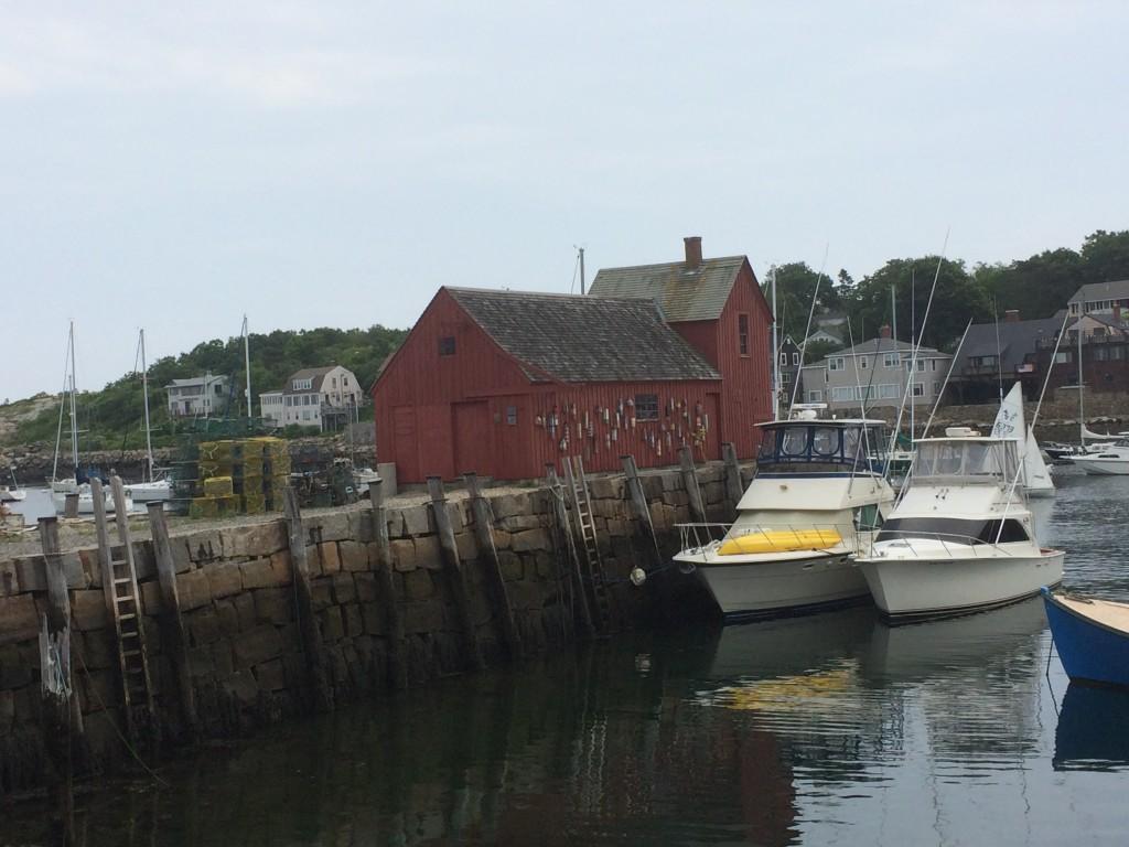 The Motif, Rockport, Massachusetts
