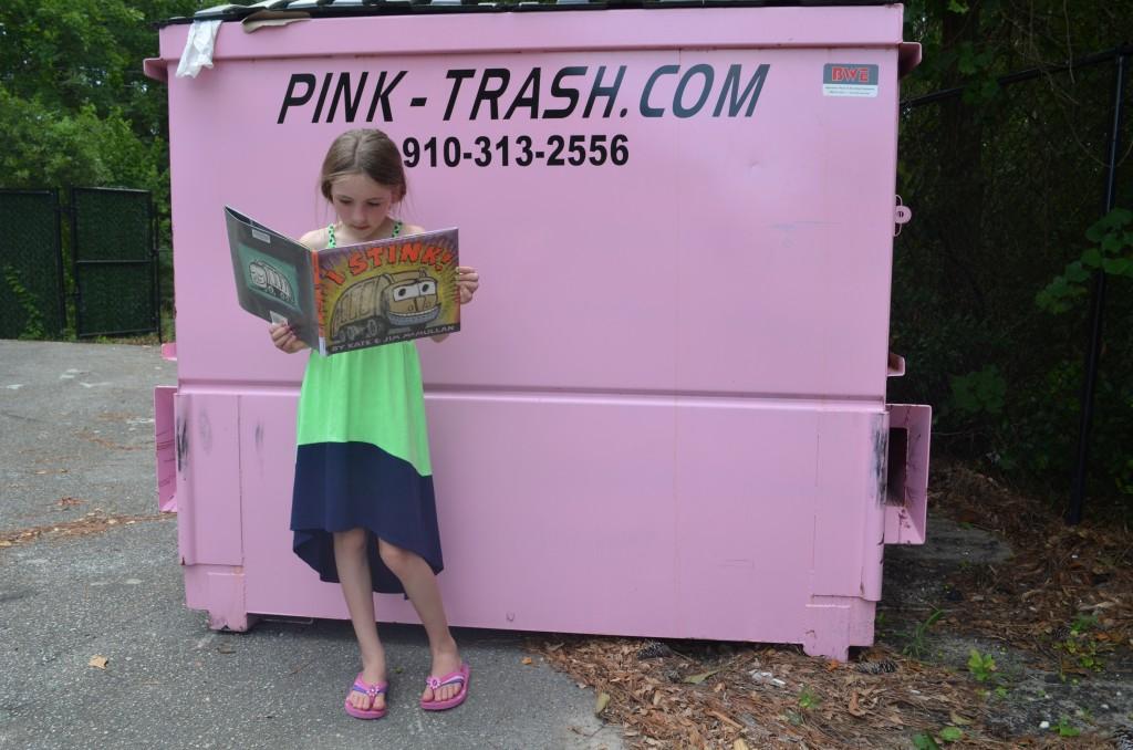 mina dumpster