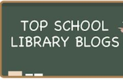 top 50 school library badge