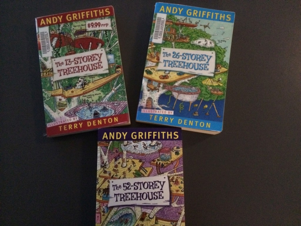 treehouse series