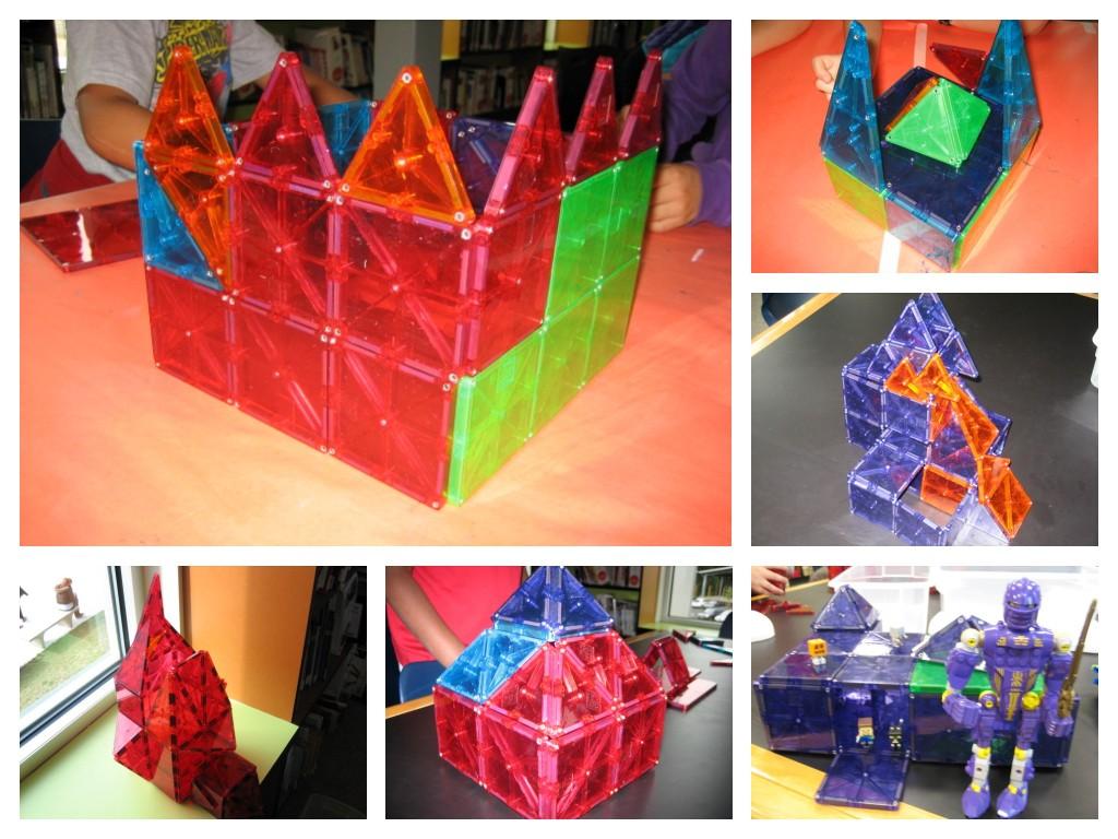 3D Magna Tiles