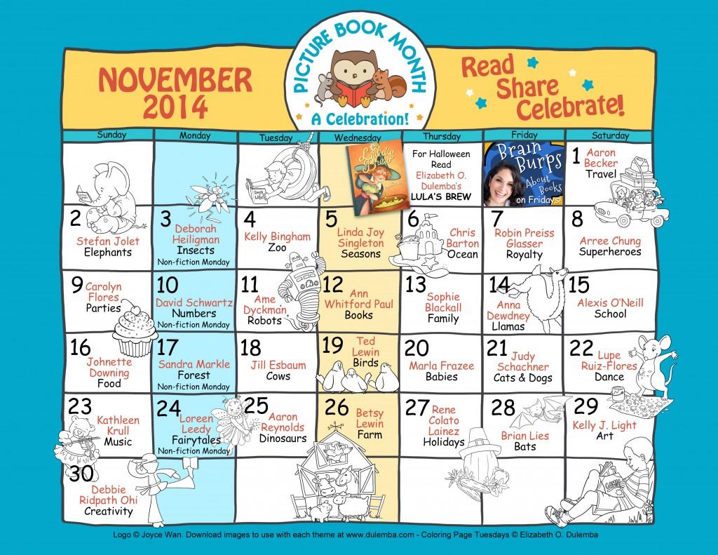 Calendar2014-color2