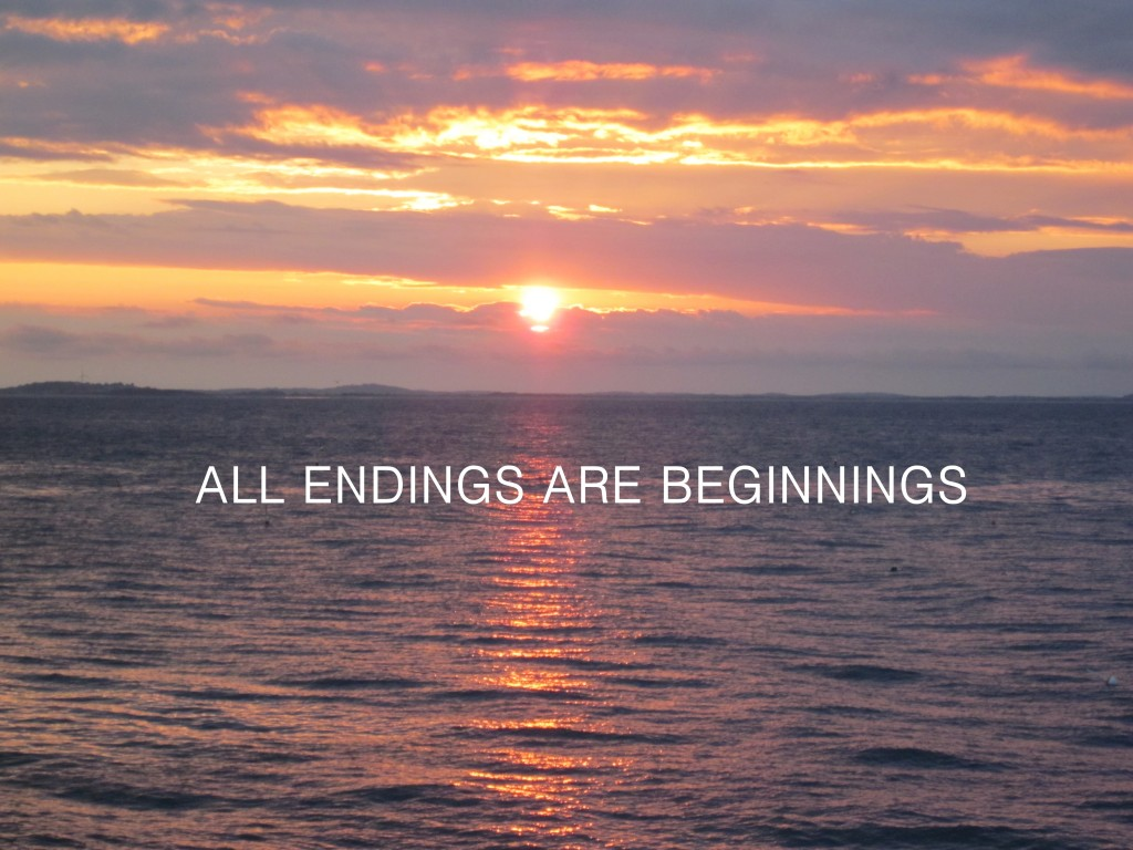 ENDINGS QUOTE