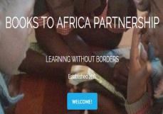 Books to Africa Partnership Website
